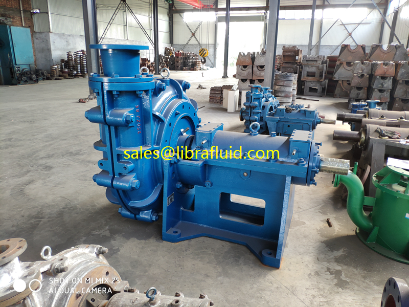 8 inch high head slurry pump