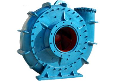 High chrome dredge pump