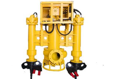 Hydralic slurry pump