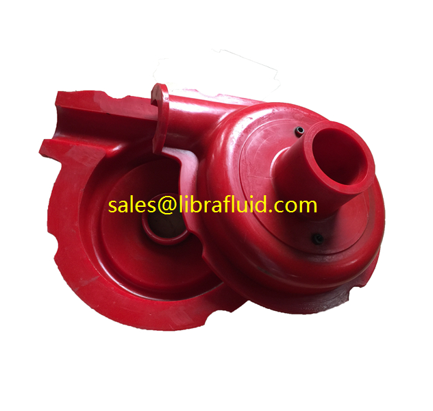 PU slurry pump liner