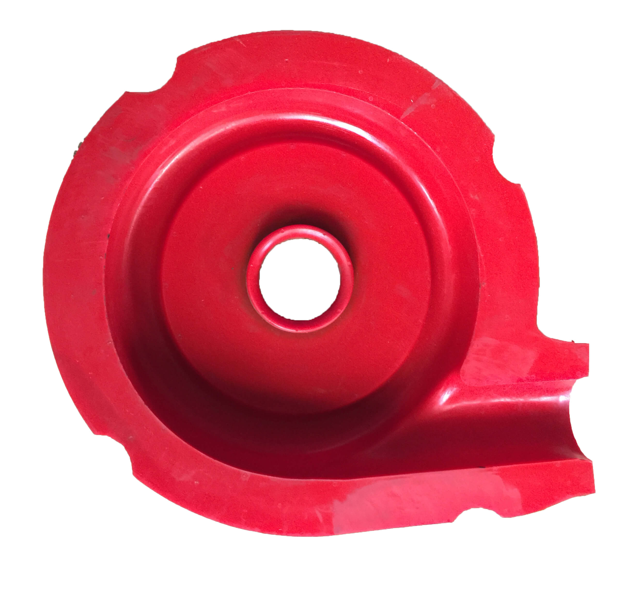 Polyurethane slurry pump liner