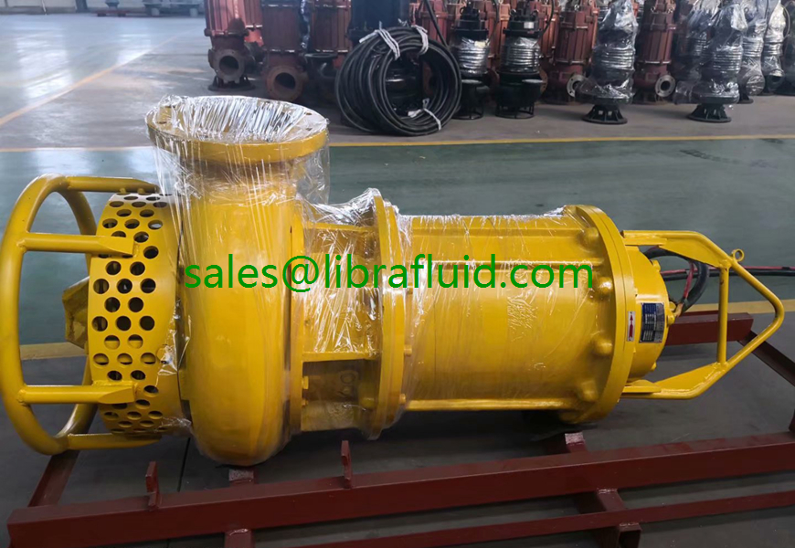 6 inch submersible slurry pump