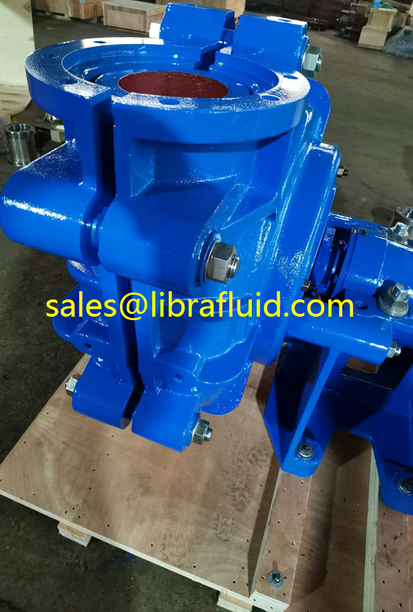 6 Inch slurry pump to Indonesia