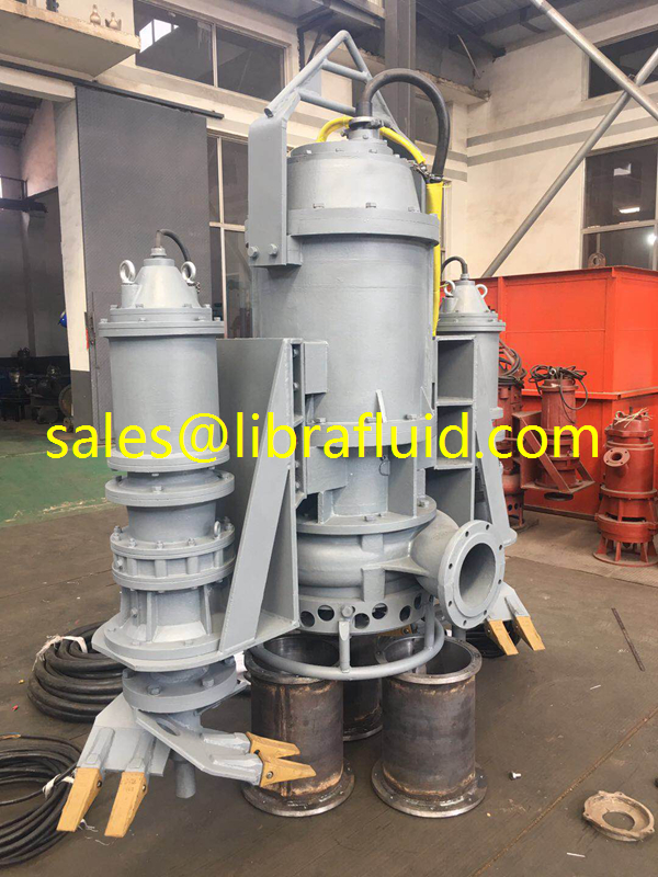 90kw submersible slurry pump