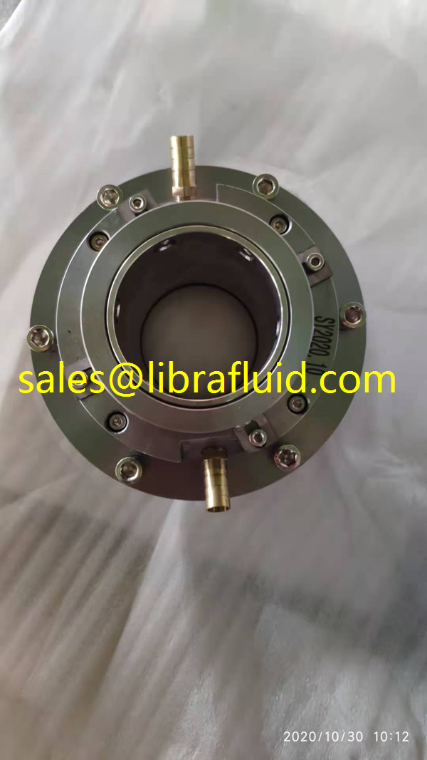 Slurry pump mechanical seal