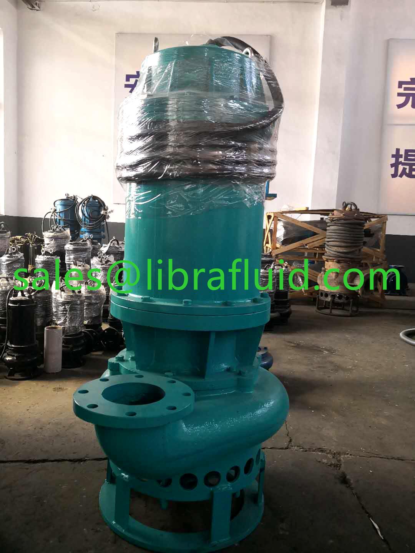 6inch heavy duty submersible slurry pump