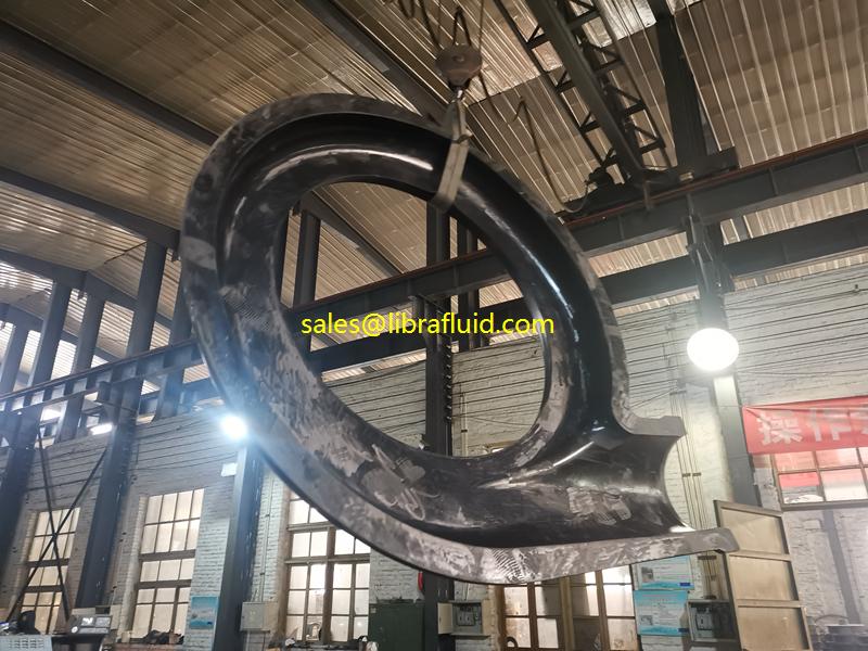 Rubber liner for 20/18TU AH slurry pump