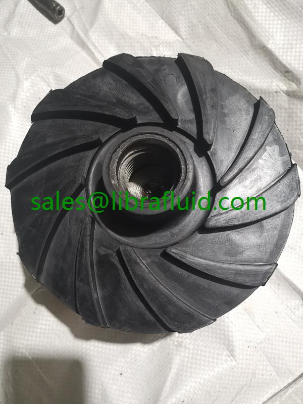 slurry pump impeller