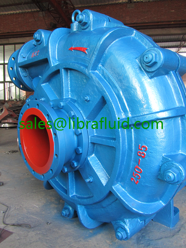10inch dewatering slurry pump